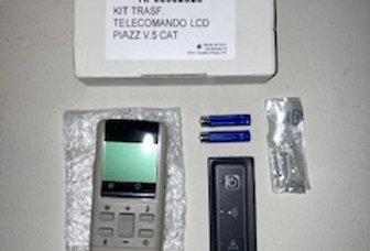RP00602020 KIT TRASF. TELECOMANDO LCD PIAZZ V.5 CAT