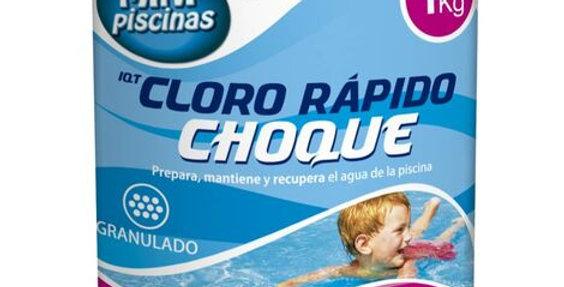 Tamar Cloro Grano choque especial mini piscinas 1 kg.