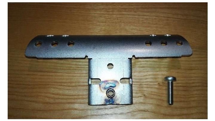 Deflector perforado inox para brasero 11kw.RG07030520