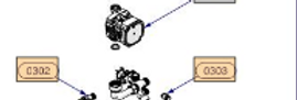 RG07130080 RIC.CIRCOLATORE UPM3 C/GUARN. FASIT 1IN