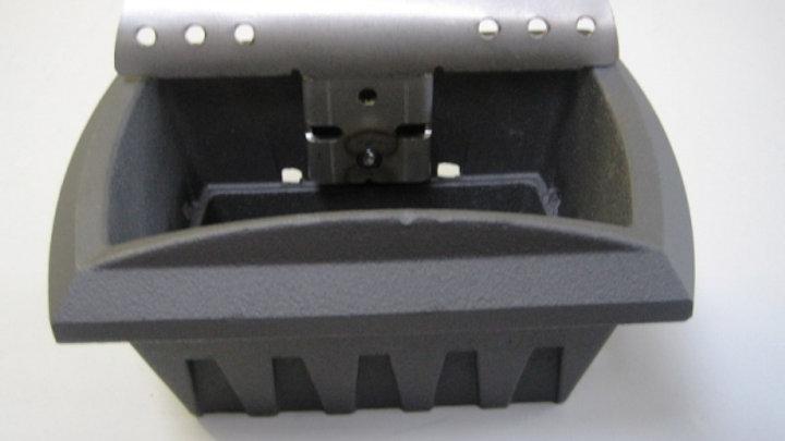 Brasero con deflector interior trasero 11kw. RT57030300