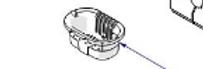 RE05030400 BRACIERE V.CHARC SP230 P943