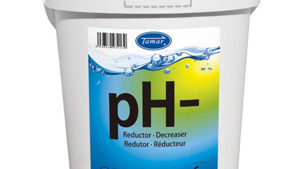 Reductor pH Grano