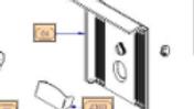 RT52043110DEFLETTORE INT. C/GUAR.MONT. SP10/C 18.0