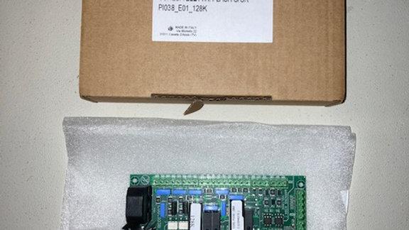 RF02035580 SCHEDA ELETTR. FLASH C/CR PI038_E01_128K