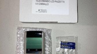 RF02034130 TELECOMANDO LCD PIAZZETTA V.5 C/IMBALLO