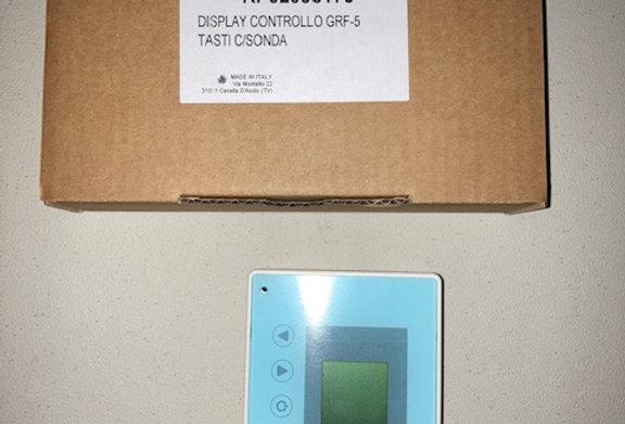 RF02035170 DISPLAY CONTROLLO GRF-5 TASTI C/SONDA