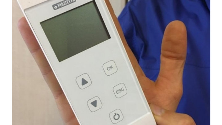 RF02034800 Mando a distancia o telecomando GRF para estufas pellets Piazzetta