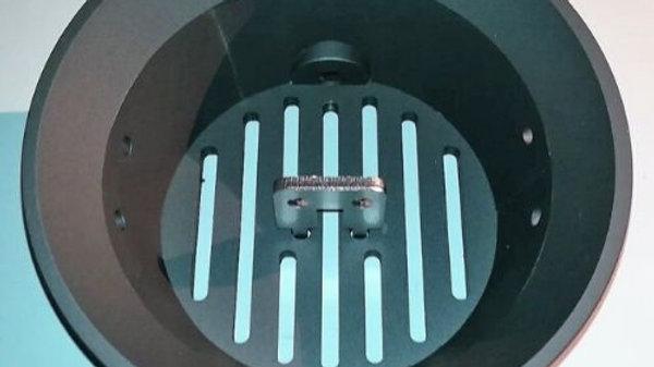 RG01107781 / 780 BRACIERE C/ASOLE E FORI V.GRIGIO MP 973