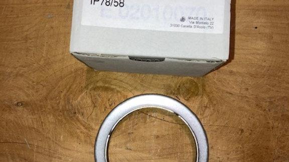 RE03010560 SEDE GUARNIZIONE TUBO SCAR. FUMI IP78/58