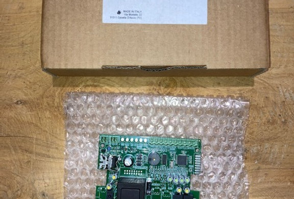 RF02035180 SCHEDA ELETTR. PS005_A01 P/MOTORE VMC