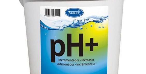 Tamar Incrementador pH Granulado, 6 Kilos