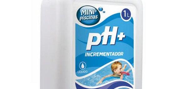Tamar Incrementador de pH Especial para Mini Piscinas, 1 Litro