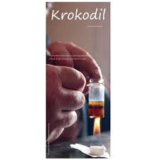 Krokodil is like being crucified with Jesus