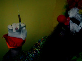8 Ball Clown II in final post production