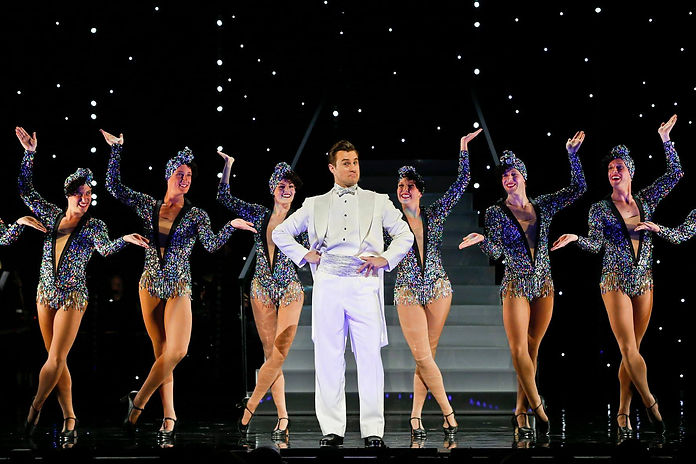 Everything old is new again from The Boy from Oz Rockettes