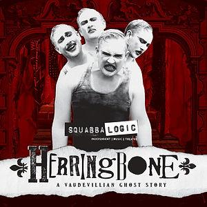 Jay James Moody in Herringbone produced by Squabbalogic Sydney Theatre Company