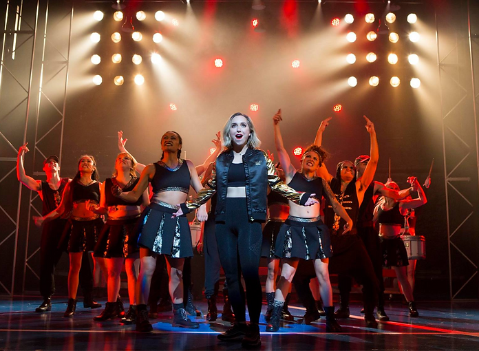 Bring it On the Musical produced by David Venn StageMasters with Nadia Komezac
