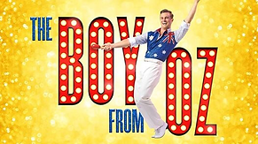 The Boy from Oz by The Production Company Starring Rohan Browne at Arts Centre Melbourne