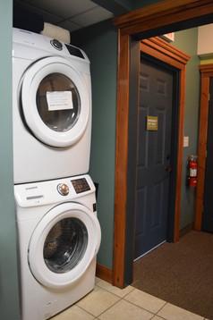 Washer / dryer hookup