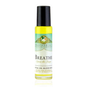 Breathe Essential Oil Blend Roll-On