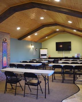 Annex building interior