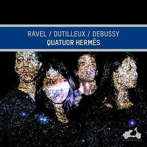 Cover quatuors français
