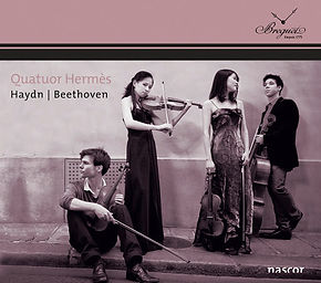 Cover Haydn Beethoven