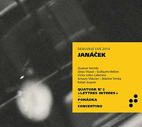 Cover Janacek