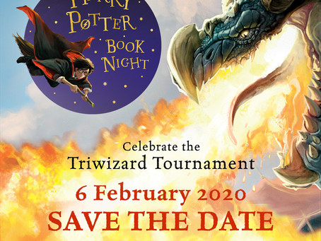 The Book Nook's Harry Potter Book Night on the 6th February