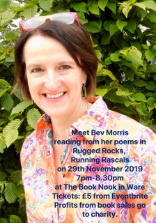 Bev Morris and event information