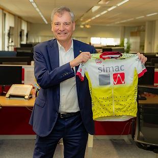 Eric van Schagen (CEO Simac Techniek NV)
