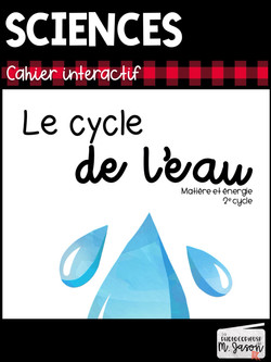 Sciences: Le cycle de l'eau