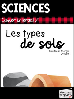 Sciences: Les types de sols