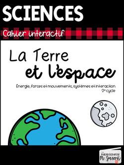 Sciences: La Terre et la Lune