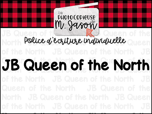 Polices JB // JB Queen of the North