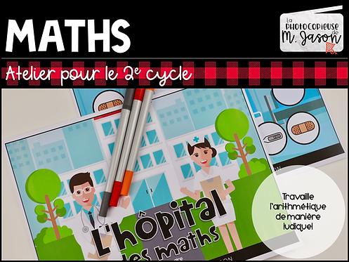 Atelier maths: L'hôpital des nombres