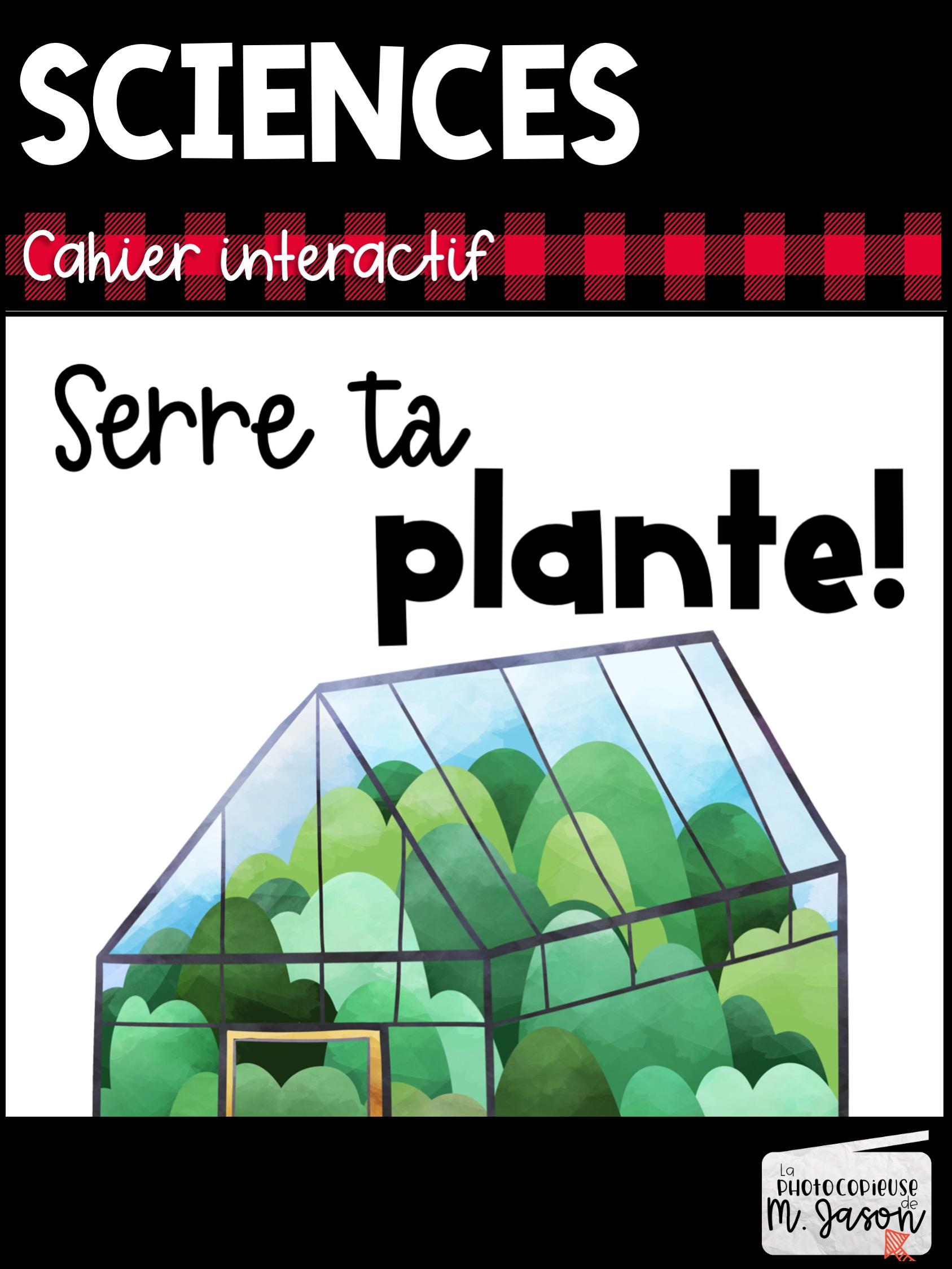 Sciences: Les plantes