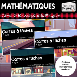 Ensemble CÀT: Mathématiques