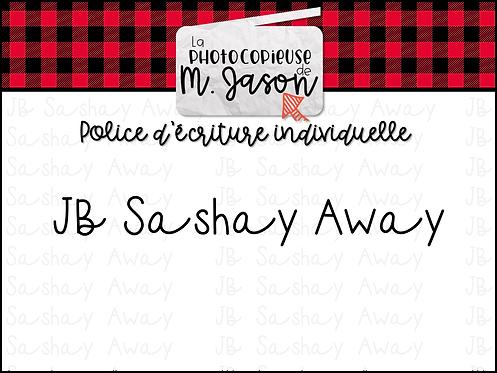Polices JB // JB Sashay Away