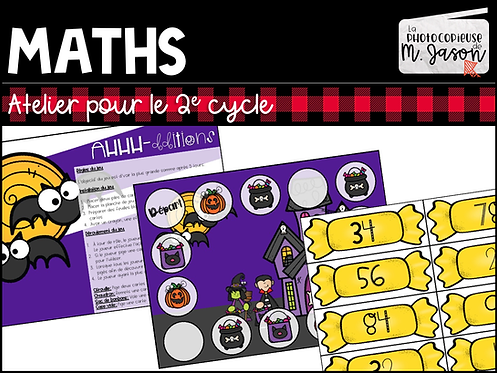 Atelier maths: AHHH-dditions