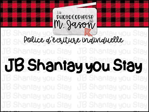 Polices JB // JB Shantay you Stay