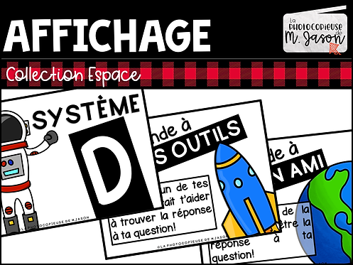 Système D: Espace