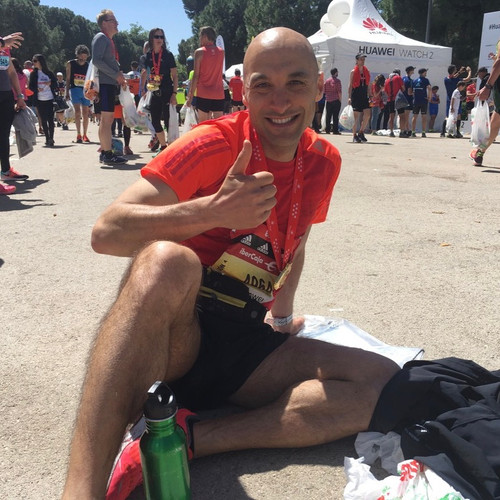 Madrid Marathon 2017