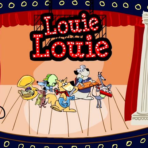 Louie Louie Music Video