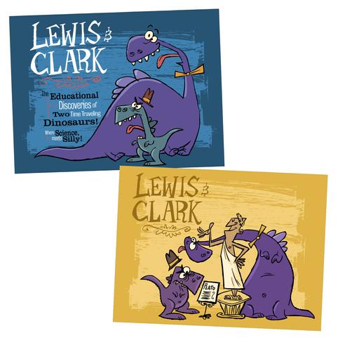 """Lewis & Clark"" TV Pitch"