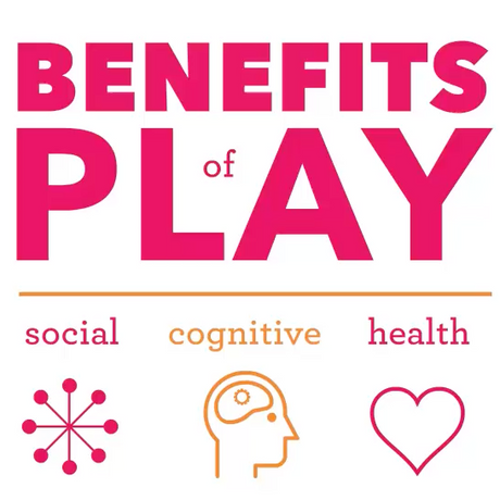"Animated Infographics ""Today We Play"""