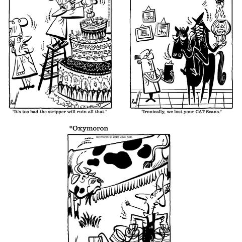 Single Panel Comic Strips