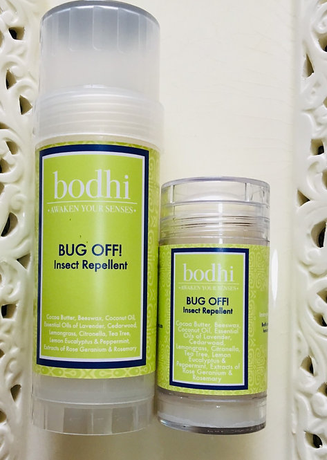 Insect repellents Small ($11.50), Large