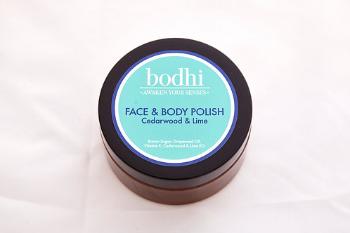 Face and Body Polish